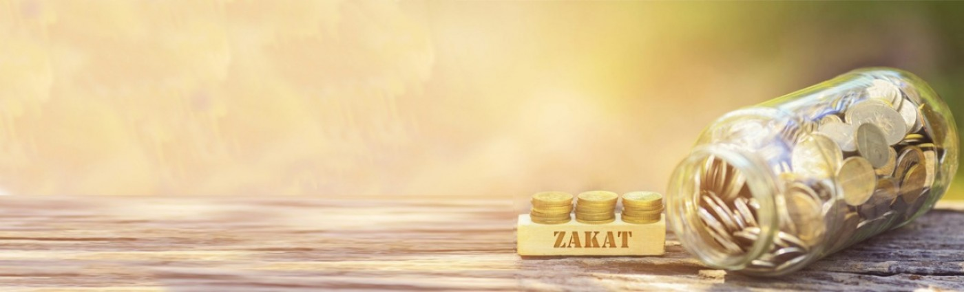 Be smart with your Zakat, Charity works!
